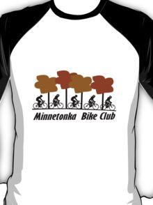 Minnetonka bike club geek funny nerd T-Shirt