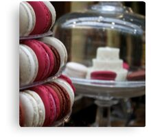 Macarons - Royal Arcade, Melbourne.  Canvas Print