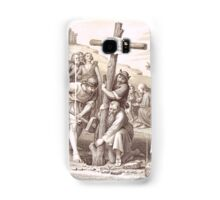 Augustine brings Christianity to England, Kent 597 Samsung Galaxy Case/Skin