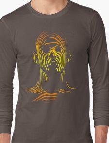 13th Floor Elevators Outline Man Long Sleeve T-Shirt
