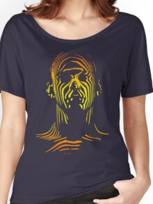 13th Floor Elevators Outline Man Women's Relaxed Fit T-Shirt