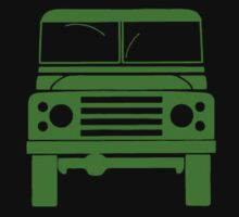 Defender Land Rover Kids Tee