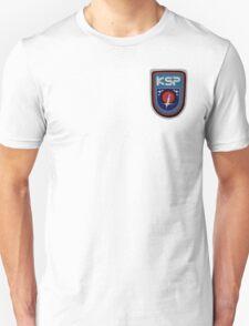 Kerbal Space Program Retro Patch T-Shirt