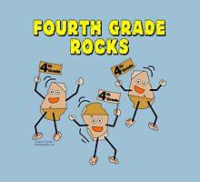 Fourth Grade Rocks Unisex T-Shirt
