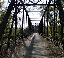 ~ One Lane Bridge ~ Osage County, Missouri ~ by Brion Marcum
