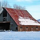 Winter Barn I by ShutterlyPrfct