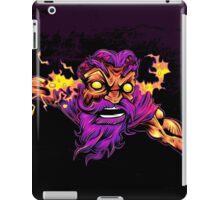 Z is for Zap Happy Zeus iPad Case/Skin