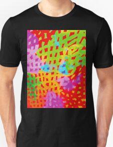 Abstract Watercolor Painting T-Shirt