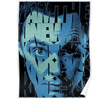 The One Who Knocks - Sheldon Cooper Poster