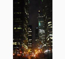 Downtown Toronto at night Unisex T-Shirt