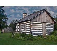Farmstead Photographic Print