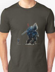 Naked Snake & Metal Gear T-Shirt