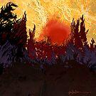 """Rising Sun  by Patrice Baldwin"
