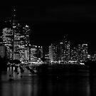 Brisbane River by Peter Doré