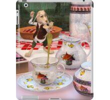 Wonderland Tea iPad Case/Skin