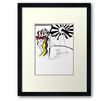 The Pretty Things SF Sorrow T-Shirt Framed Print