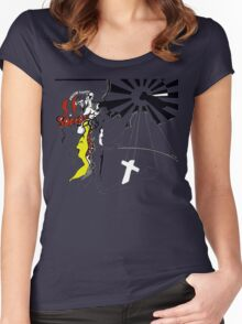 The Pretty Things SF Sorrow T-Shirt Women's Fitted Scoop T-Shirt