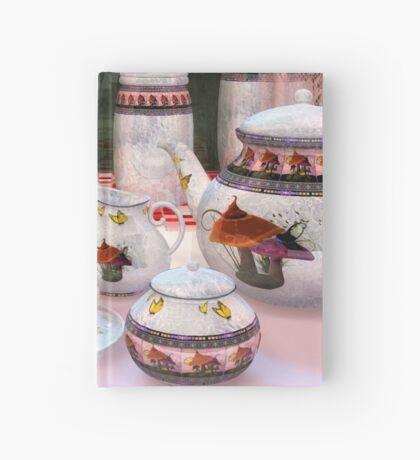 Wonderland Tea Hardcover Journal