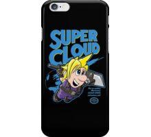 Super Cloud iPhone Case/Skin
