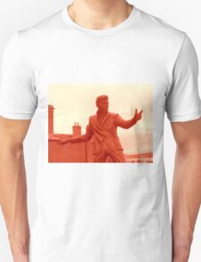 Billy Fury Statue. Unisex T-Shirt