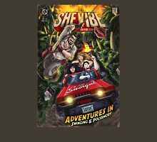 SheVibe Presents - Life On The Swingset Cover Art Unisex T-Shirt
