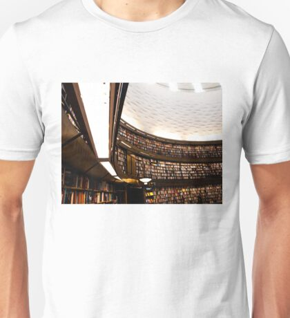 Stockholm Central Library Unisex T-Shirt