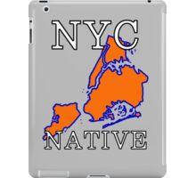 BORN HERE: NYC iPad Case/Skin