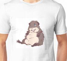 Lazy Guinea Pig Unisex T-Shirt