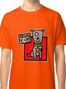 Rdr todd parr gray dog geek funny nerd Classic T-Shirt