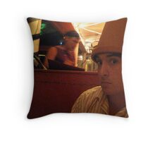 matthew. Throw Pillow