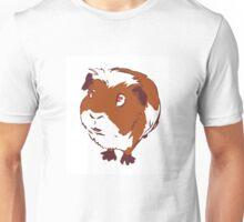 Curious Guinea Pig Unisex T-Shirt