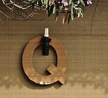 Q is For Quizzical by Jen Waltmon