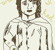 Frodo's wish by Carolyn-E