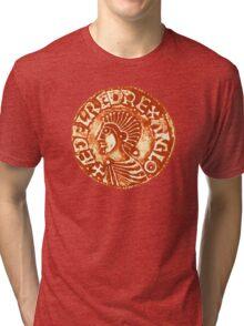 King Æthelred II the Unready Tri-blend T-Shirt