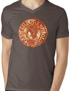 King Æthelred II the Unready Mens V-Neck T-Shirt