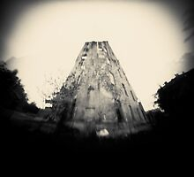 Mercury Tower by sunequalsilver