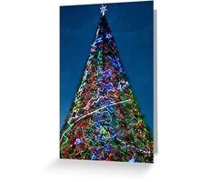 Happy Christmas - Sydney - Australia Greeting Card