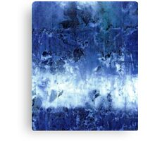 Saltwater Blues Canvas Print