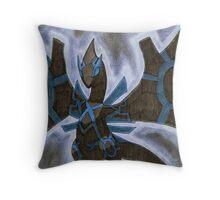 Earthbound Immortal Dark Lugia Throw Pillow