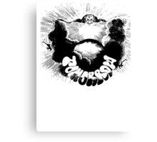 Tomorrow Psychedelic Rock T-Shirt Canvas Print