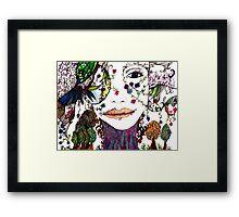 Alice 1 Framed Print