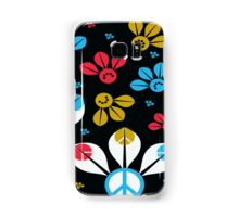 Peace Bumble Bees Samsung Galaxy Case/Skin