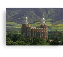A Country Temple 20x30 Canvas Print