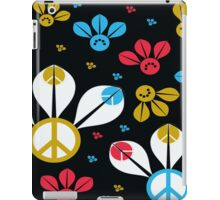 Peace Bumble Bees iPad Case/Skin