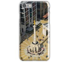 City Business Square in London iPhone Case/Skin