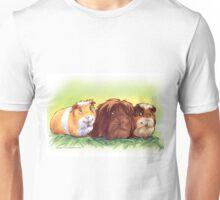 Good Luck Guinea Pigs I Unisex T-Shirt