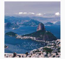 Sugarloaf Mountain - Rio De Janeiro Kids Tee