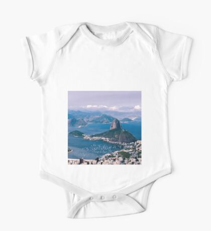 Sugarloaf Mountain - Rio De Janeiro One Piece - Short Sleeve