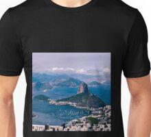 Sugarloaf Mountain - Rio De Janeiro Unisex T-Shirt