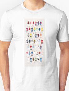 Football Kits of the World T-Shirt